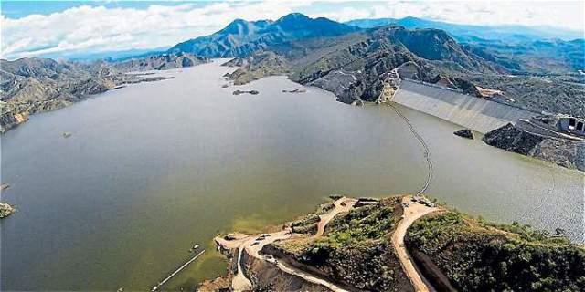 Reapertura de la hidroeléctrica el quimbo.