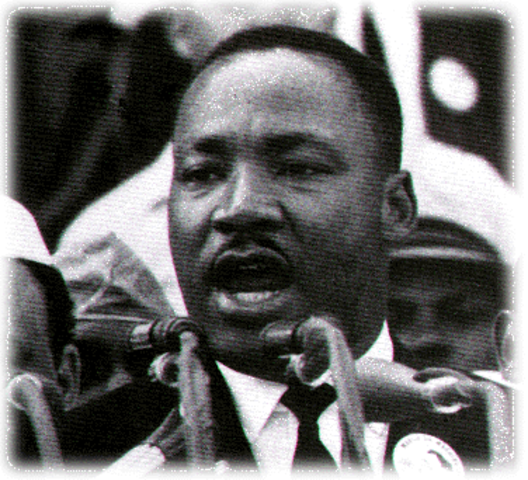 Martin Luther King Jr assassinated