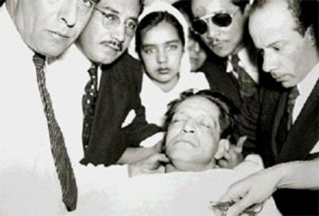 Asesinato de Jorge Eliécer Gaitán.