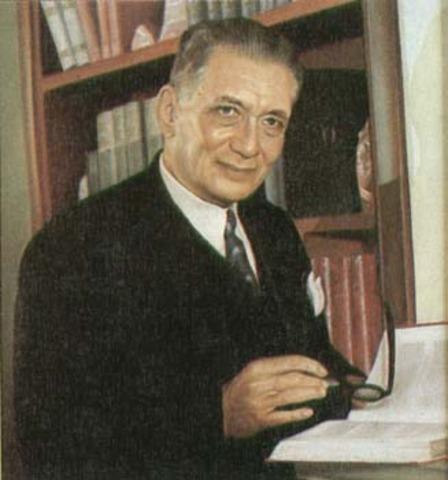 Presidente Laureano Gómez Castro.
