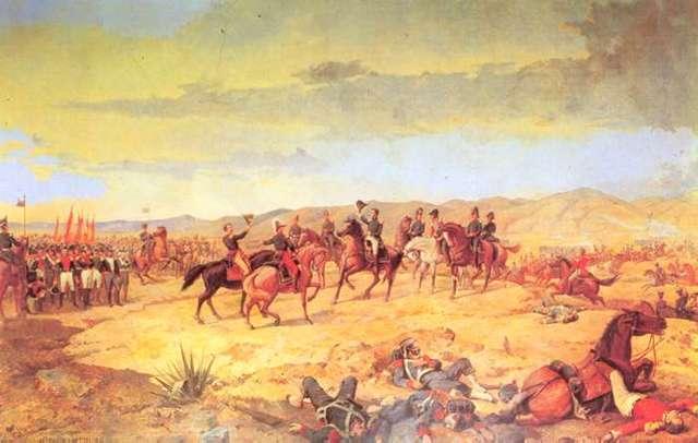 consecuencia de guerras civiliez 1812-1964