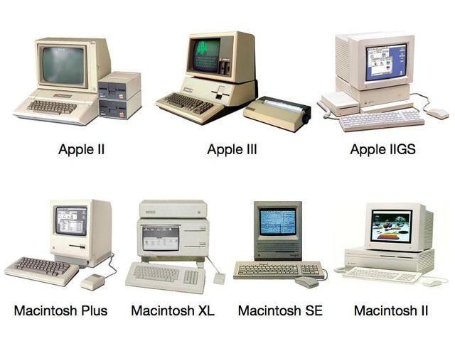 Primeras microcomputadoras