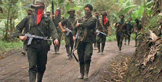 El conflicto armado colombiano (1964)