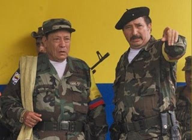 Nacen las FARC (Las Fuerzas Armadas Revolucionarias de Colombia).
