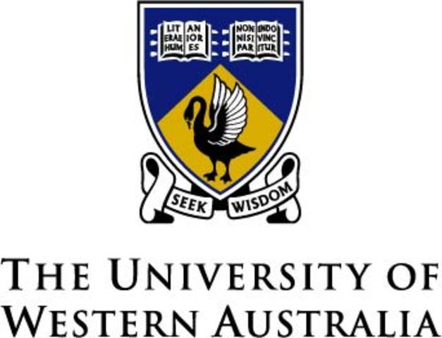 Graduated from uni of WA