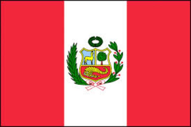 Traveled to Peru