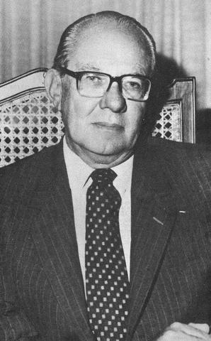 LLega A La Presidencia Alfonso lópez Michelsen