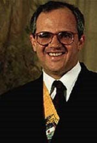 Eleccion de Presidente Samper