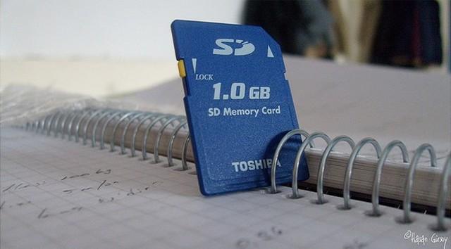 Memoria micro-SD