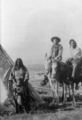 The Early Black West- Native Americans on the Plains