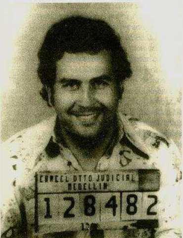 Pablo Escobar - Se entrega a la justicia (1991).