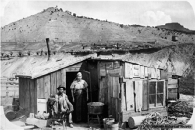 The Far West- Settlers in Colorado