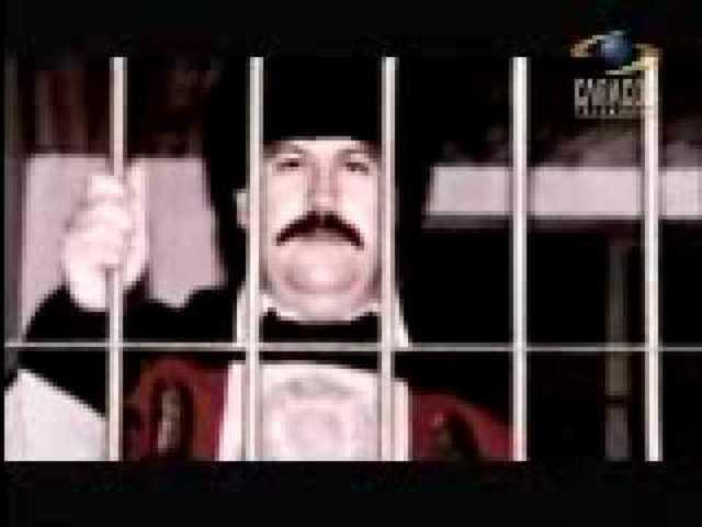 Pablo Escobar - Fuga de la Catedral.