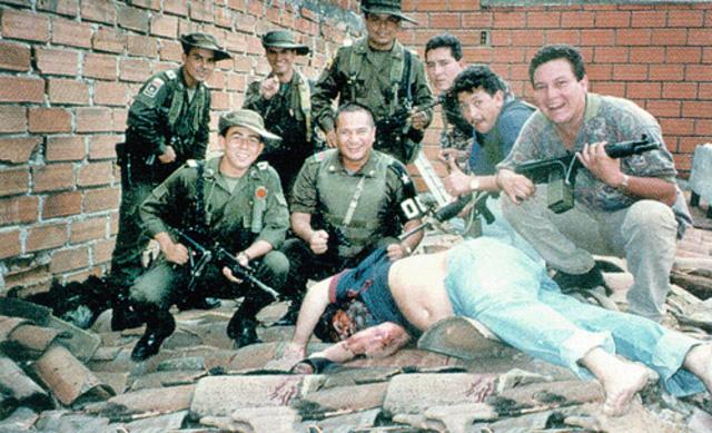 Muere Pablo Escobar.