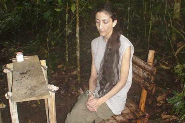 Secuestro de Ingrid Betancourt.