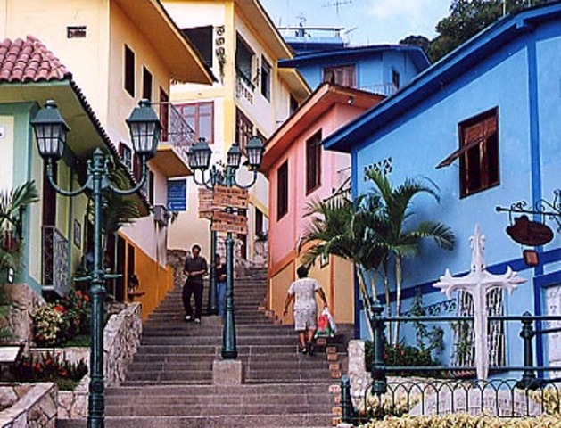 Incorporación de la provincia de Guayaquil a la Gran Colombia.