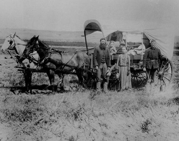 Migration to Oklahoma