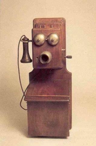Primeros Telefonos