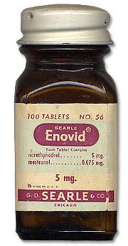 Pildora Enovid