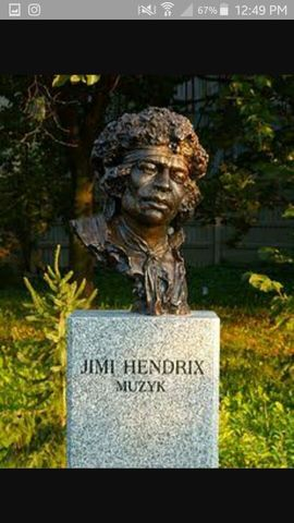 muerte de Jimi Hendrix