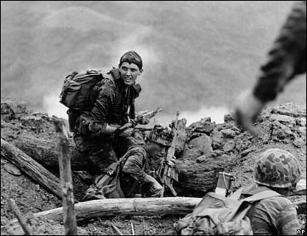 EE.UU. retira sus tropas de Vietnam