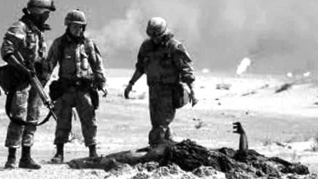 1991: Guerra del Golfo