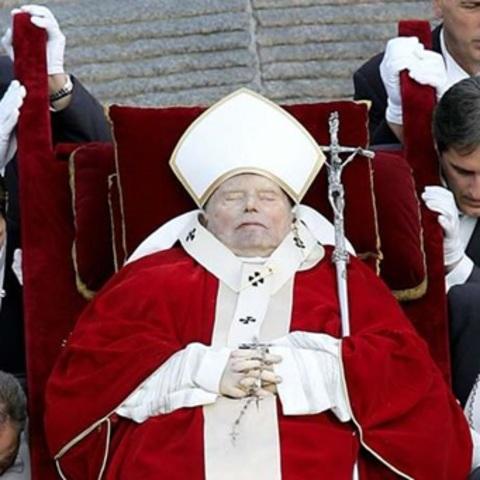 Conmoción mundial por la muerte de Juan Pablo II