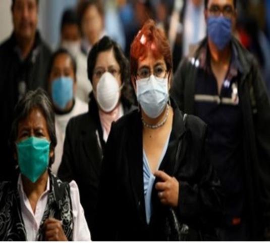 Pandemia global de la Gripe A (H1N1).