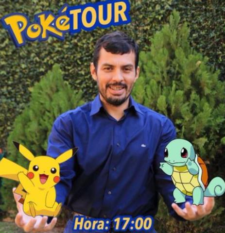 Pokemon Go! ''Poketour''