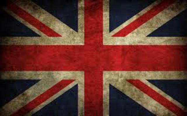 Sale Gran Bretaña de la Unión Europea.