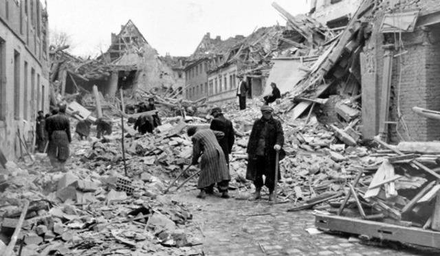 סיום המלחמה באירופה