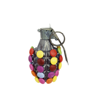 Kata Legrady - Pineapple (multicolor II)