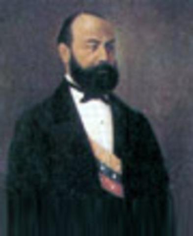 Santiago Perez de Manosalba Presidente