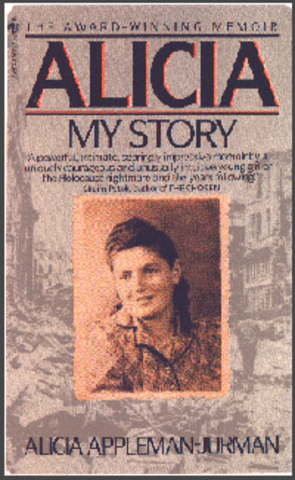 Alicia publishes her book, Alicia: My Story