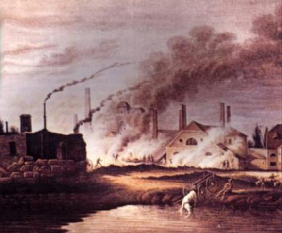El capitalismo XVII industrial