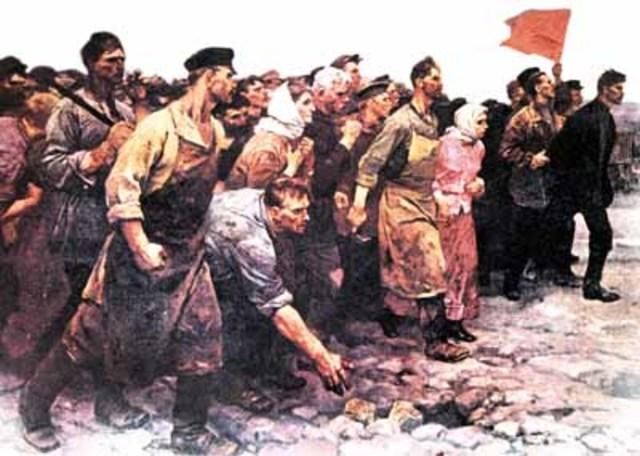 Orígenes del La segunda revolució movimiento obrero