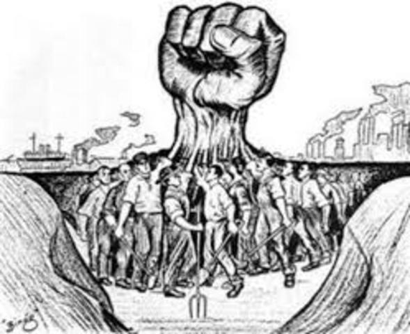 segunda revolució movimiento obrero