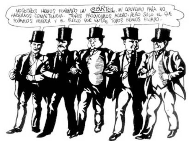 La segunda revolución Los trusts industrial