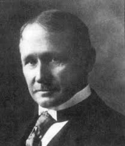 """Frederick Taylor Método """"organización stituyendo científica del trabajo"""""""