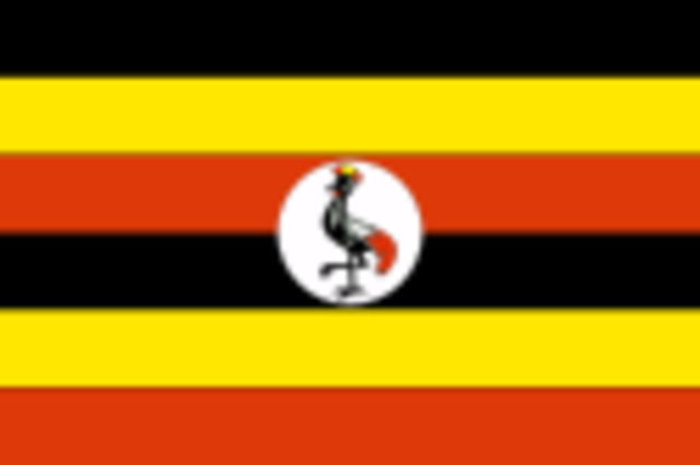 Uganda becomes independent
