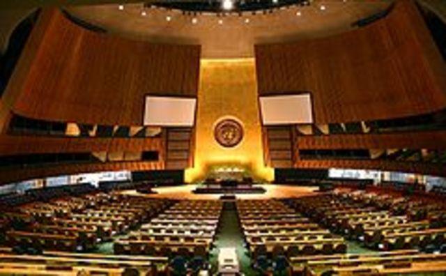 UN general assemblies