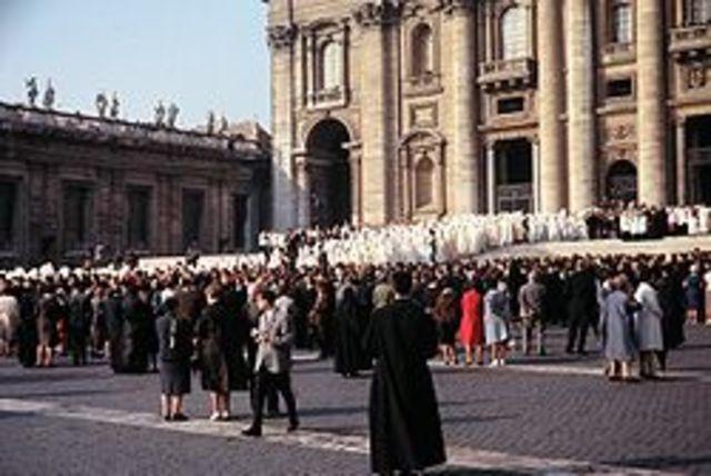 Second Vatican Council: Pope John XXIII