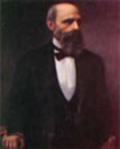 Aquileo Parra Gómez Presidente