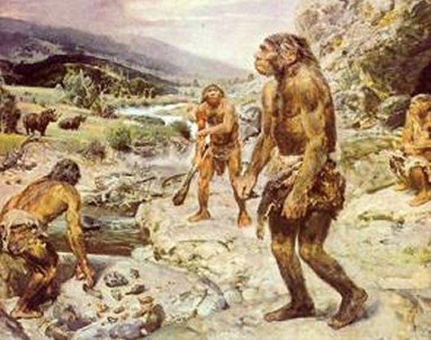 Hace 50,000 Años
