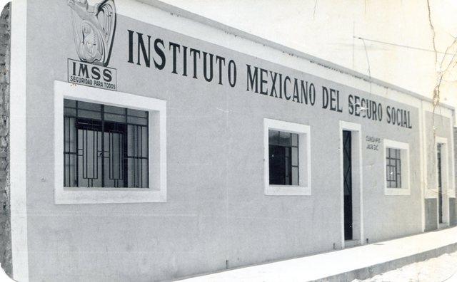 IMSS en 1944