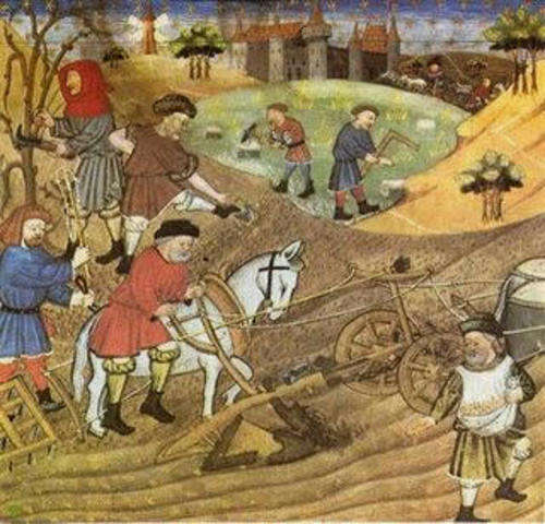 Feudalismo Siglo XIII