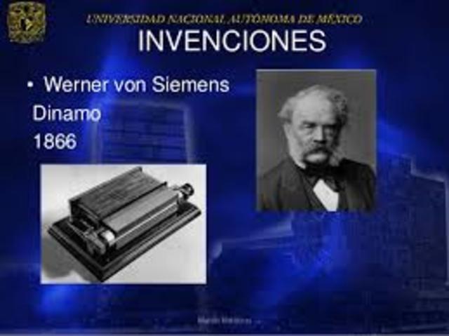 Werner Siemens.