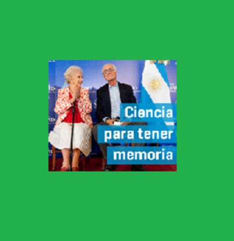 CREACIÓN DEL BANCO NACIONAL DE DATOS GENÉTICOS