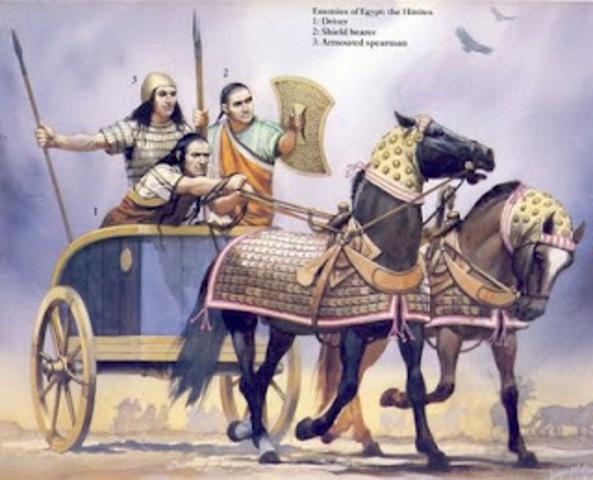 Los asirios lograron avanzar en el transporte (2000 a. de c.)