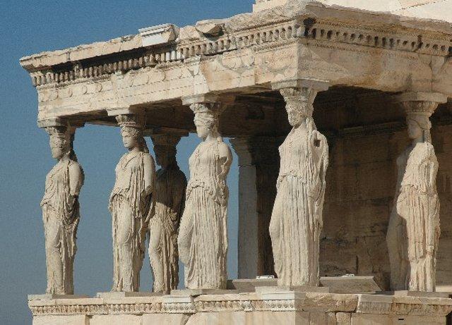 Grecia, el  centro del saber (1400 a. de c.)